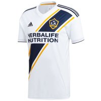 2018 LA Galaxy Home White Soccer Jersey Shirt