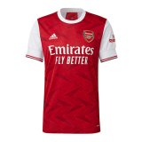 20-21 Arsenal Home Soccer Jersey