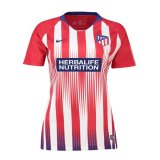 1819 Atletico Madrid Home Women Jersey