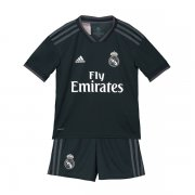 1819 Real Madrid Away Soccer Jersey Children Kit